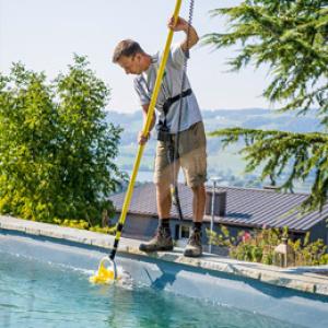 Teich- und Poolpflege
